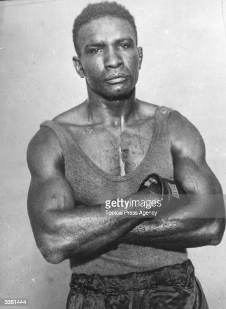 Theodore 'Tiger' Flowers World Middleweight Champion