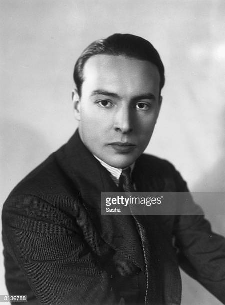 Russianborn American choreographer George Balanchine during Cochran's Revue at the Palace in Manchester