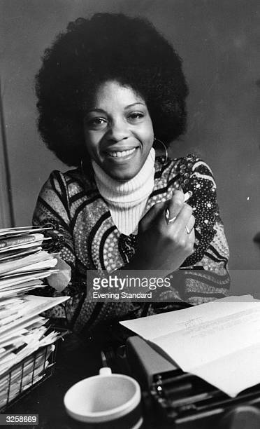 Margaret Busby of Alison and Busby