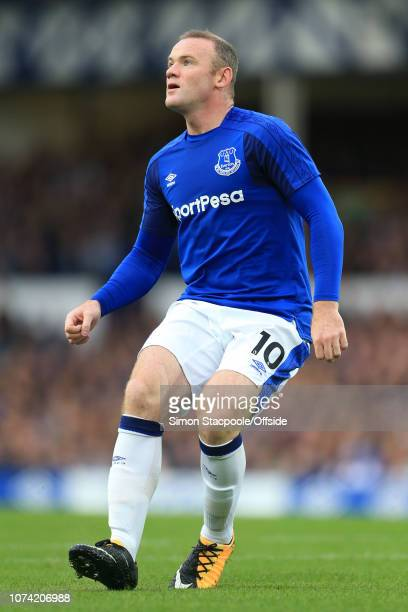 27th July 2017 UEFA Europa League 3rd Qualifying Round Everton v MFK Ruzomberok Wayne Rooney of Everton