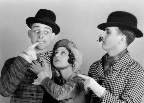 Burlesque Trio