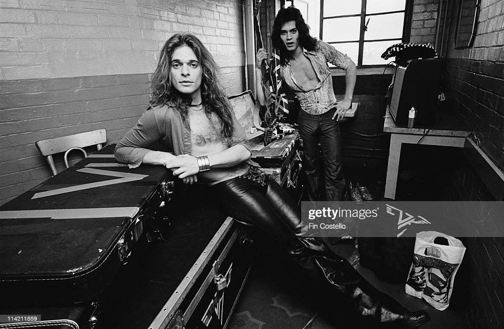 Van Halen In Lewisham : News Photo