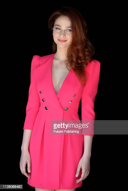 Italian actress Antonia Fotaras attends the photocall for Il nome della rosain Rome RAVAGLIPHOTOPHOTOGRAPH BY Marco Ravagli / Barcroft Images