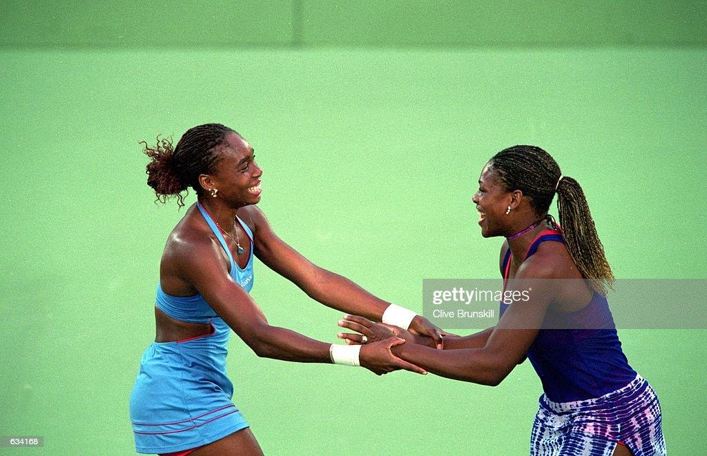 Venus and Serena Williams... : News Photo