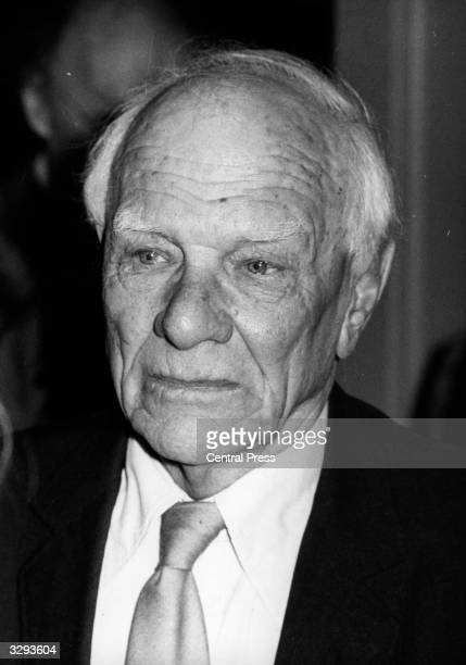 Malcolm Muggeridge , English journalist for the Manchester Guardian, and later, the Evening Standard.