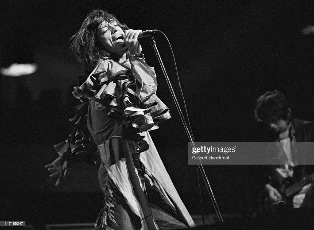 Rolling Stones Live In Frankfurt : News Photo