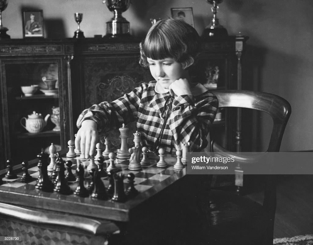 Junior Chess Champ : News Photo
