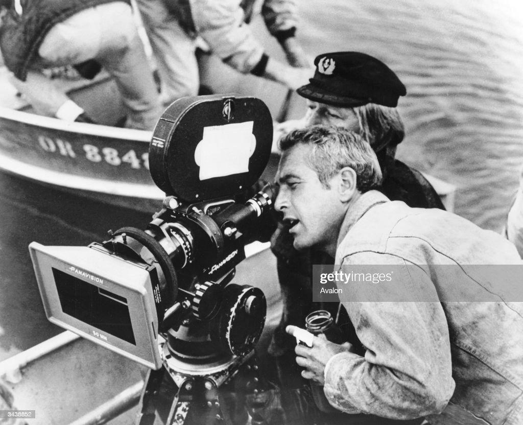 Paul Newman : ニュース写真