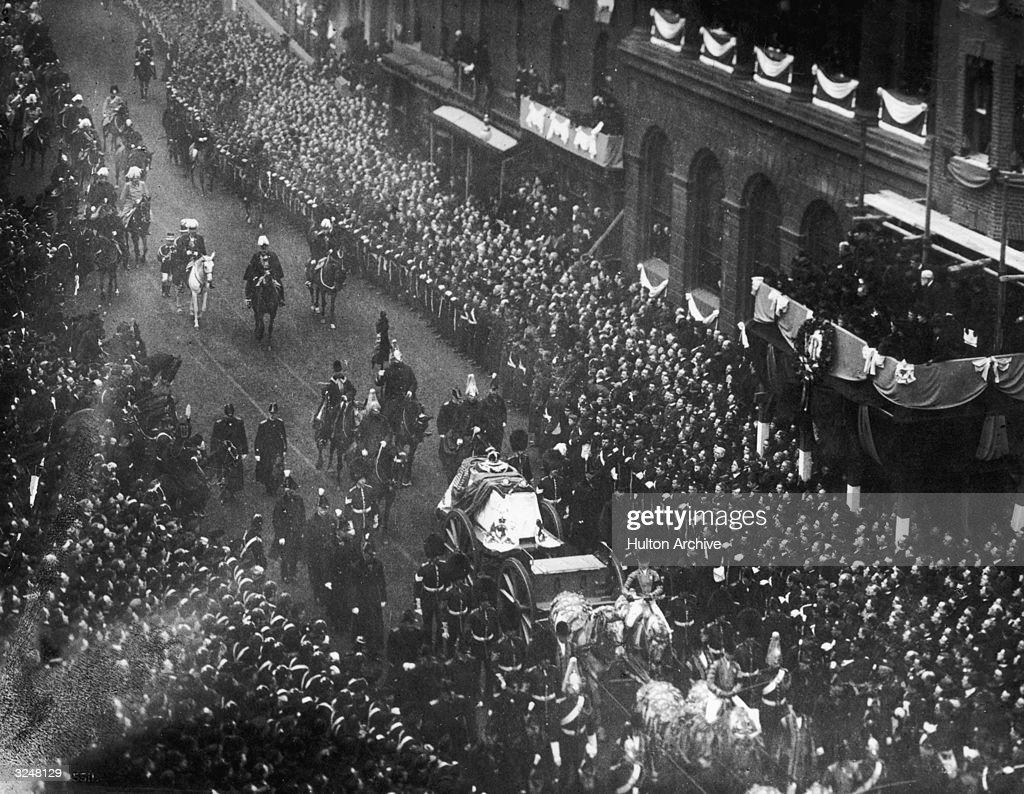 Royal Funeral : News Photo