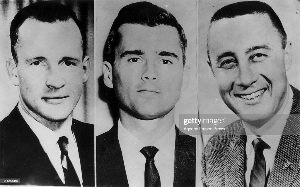 Jan 2nd  Three Astronauts Die In Apollo 1 Tragedy