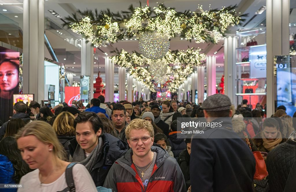 Black Friday : News Photo