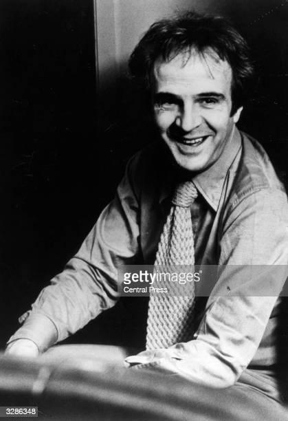 The French film maker Francois Truffaut