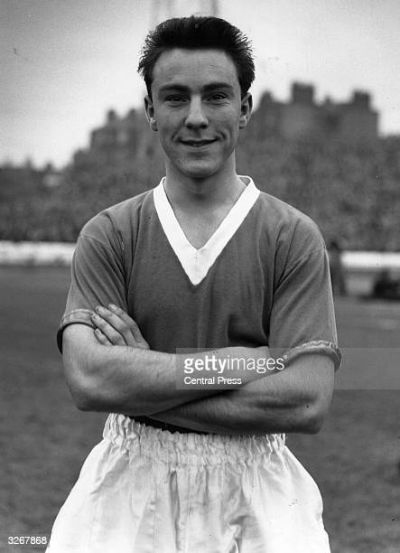 English footballer Jimmy Greaves of Chelsea FC.