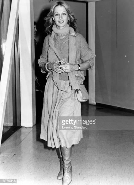 Anouska Hempel British leading lady