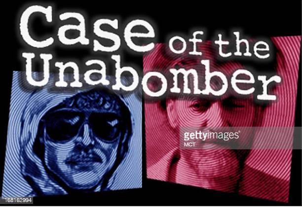 29p x 20p Ron Coddington color photo illustration of Ted Kaczynski under headline 'Case of the Unabomber'