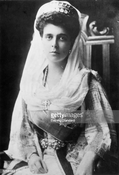 Princess Nicholas of Greece born Grand Duchess Elena of Russia