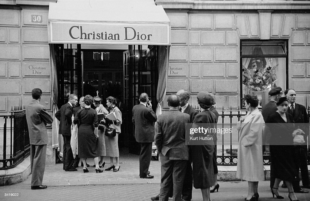 Dior Boutique : News Photo