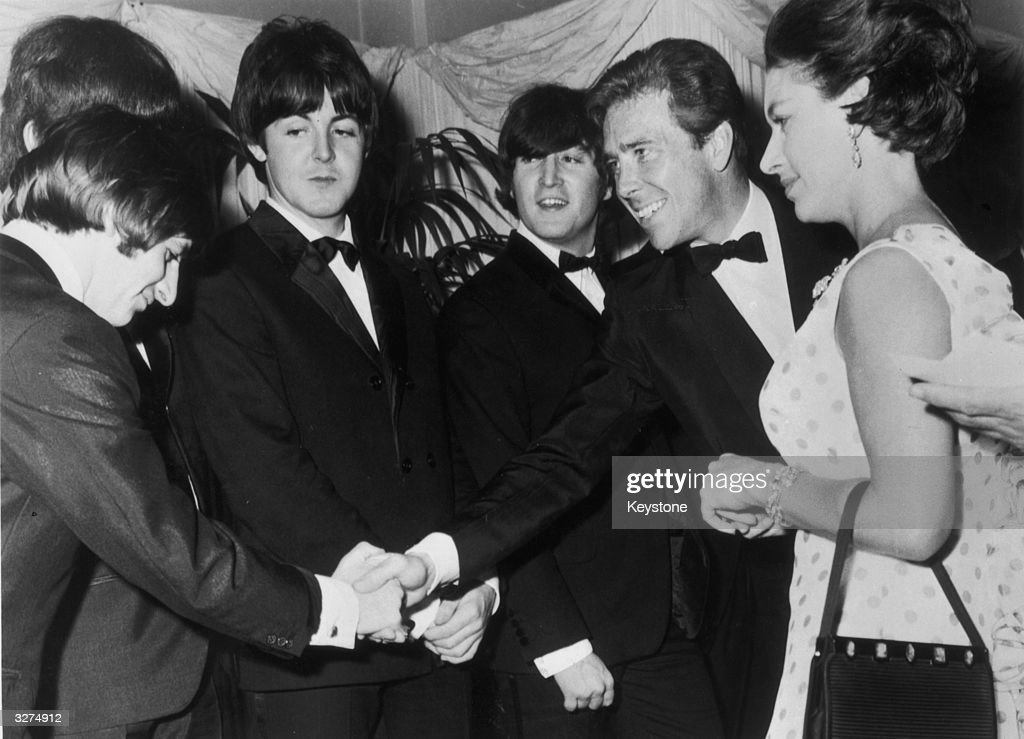 Beatles Premiere : News Photo