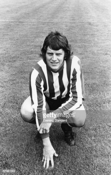 England, Southampton and Manchester City footballer, Mike Channon.