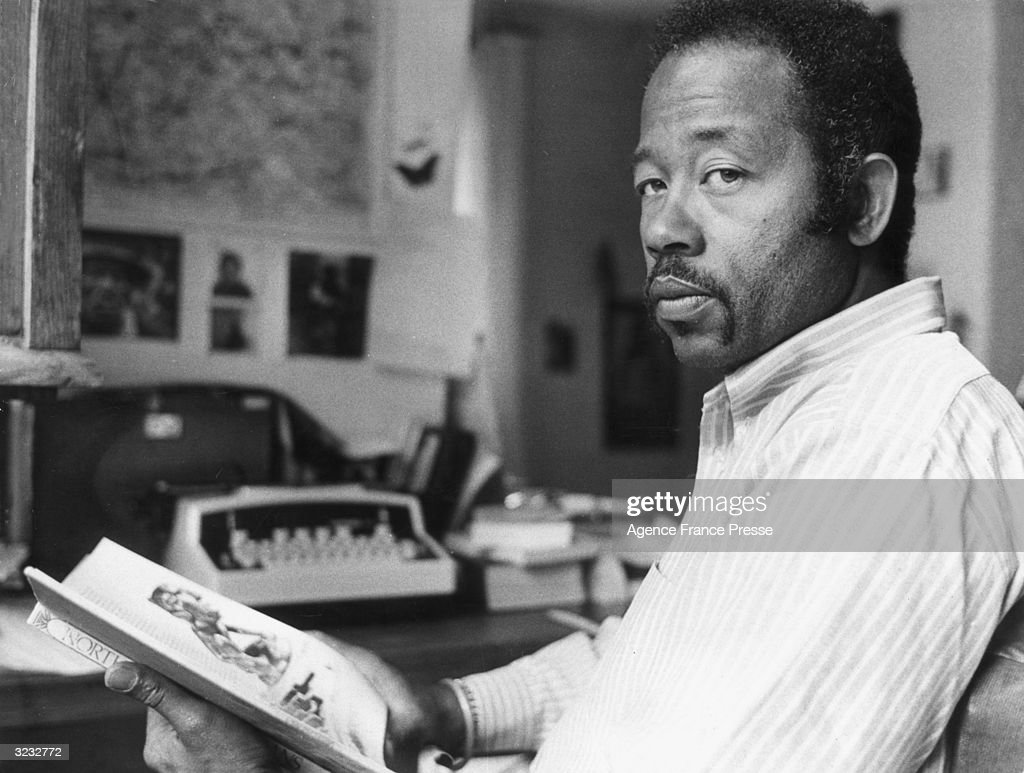 Eldridge Cleaver : News Photo