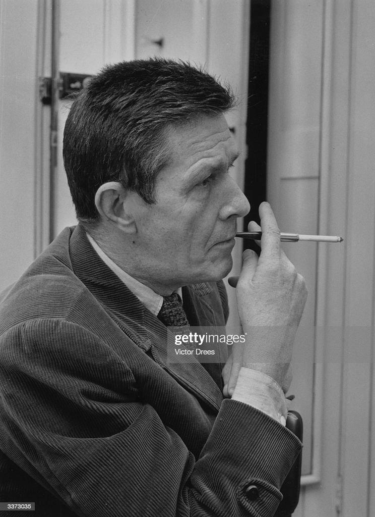 John Cage : News Photo