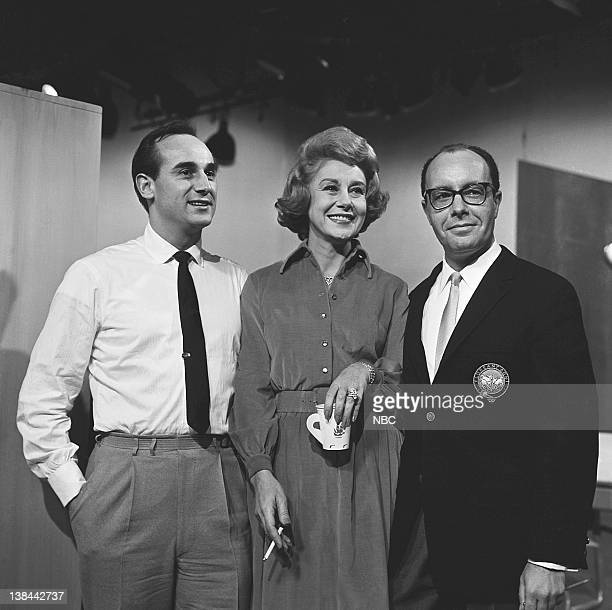 SHOWCASE '2nd Annual Grammy Awards' Pictured Sid Caesar Gwen Verdon Jimmy Driftwood during a special presentation of Grammy winning songs and...