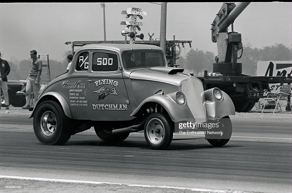 1965 - 2nd Annual Hot Rod Magazine Championship Drag Races Pictures ...