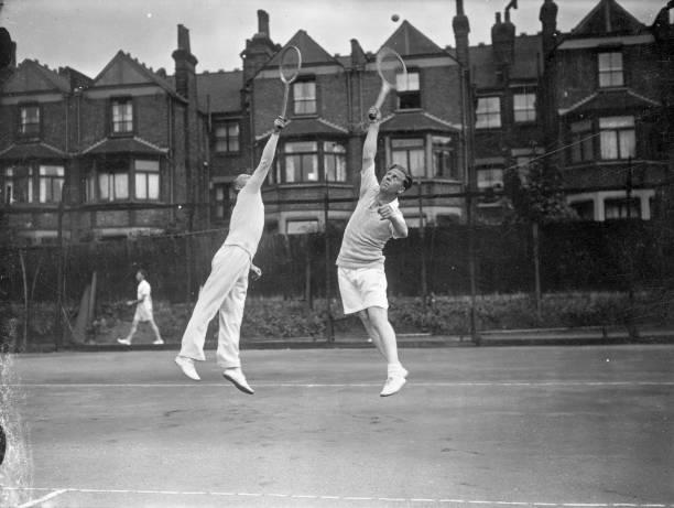 Footballers' Tennis