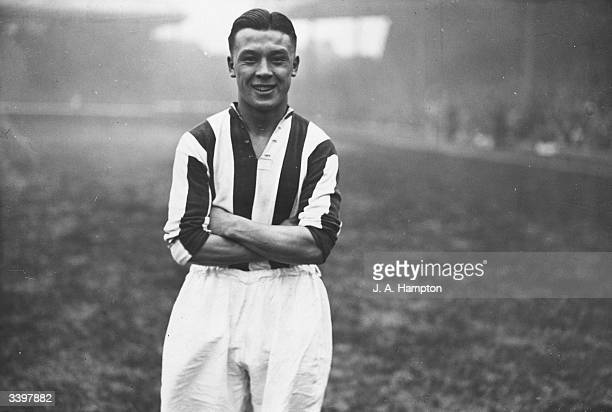 Luton Town Football Club's half back Frank Soo