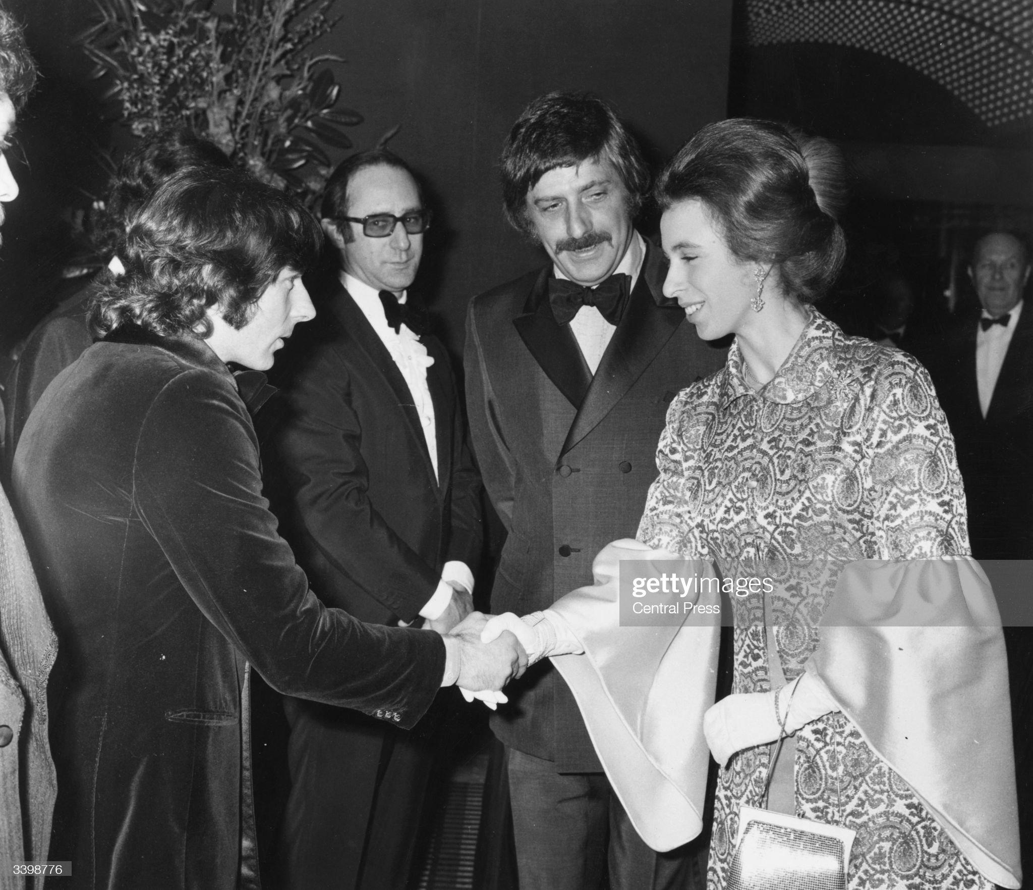 Princess And Polanski : News Photo