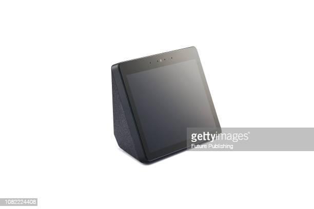 A 2nd generation Amazon Echo Show smart speaker taken on January 9 2019