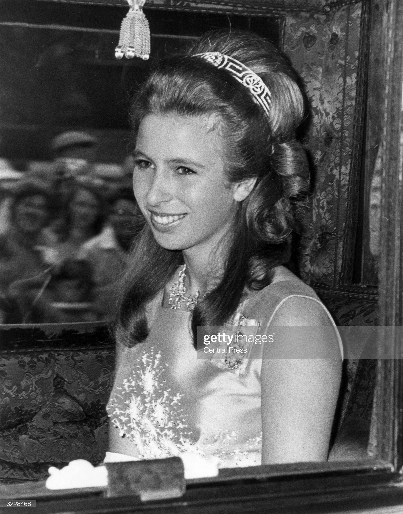 Princess Royal : News Photo