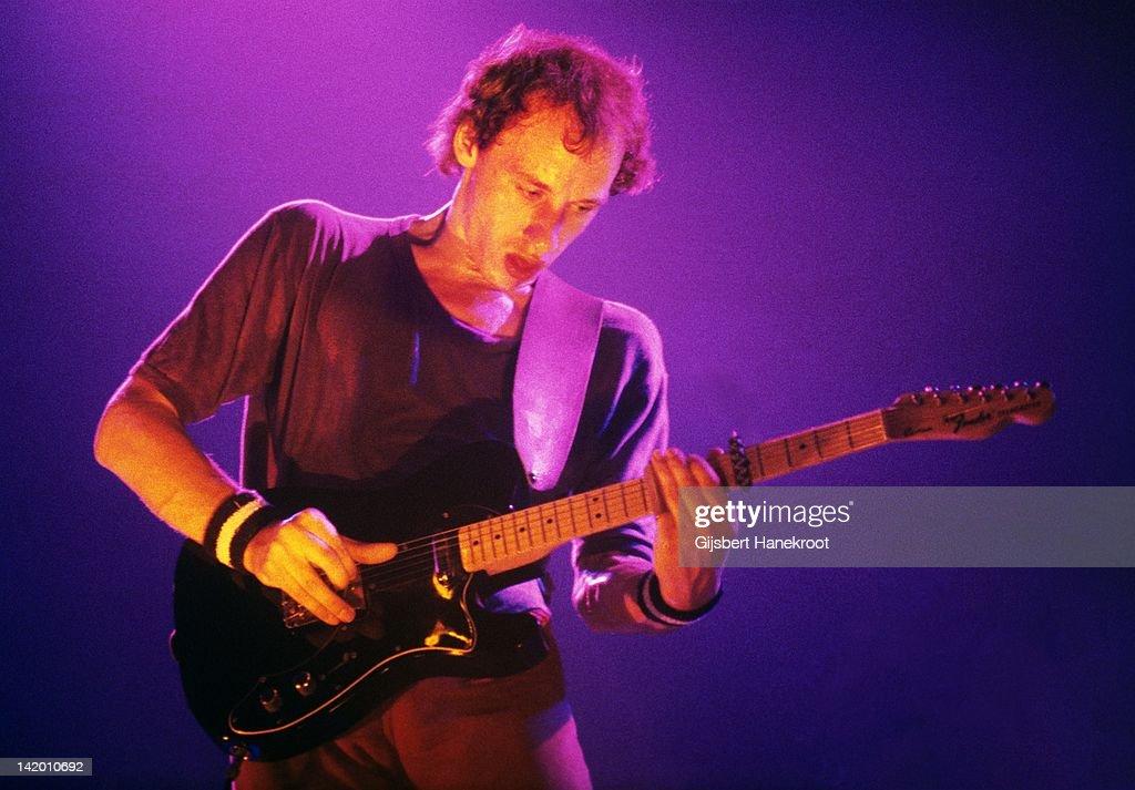 Dire Straits Live In Freiburg : News Photo
