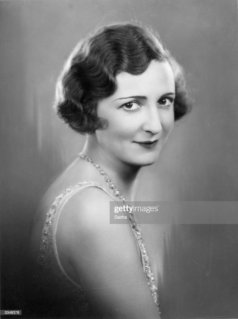 Marjorie Gordon : News Photo