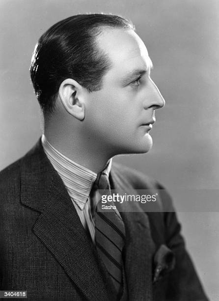 British character actor Cecil Parker stage name of Cecil Schwabe