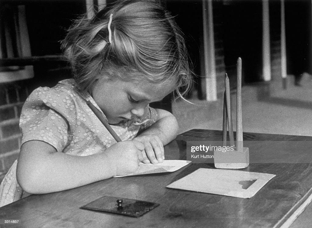 Montessori Pupil : News Photo