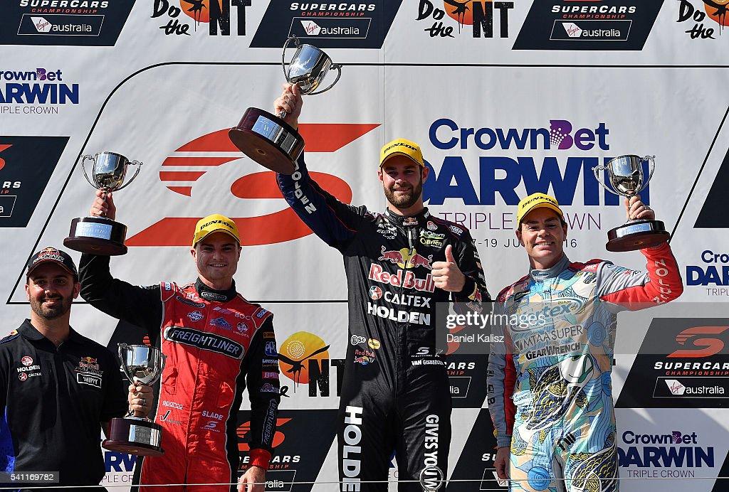 V8 Supercars Darwin Triple Crown