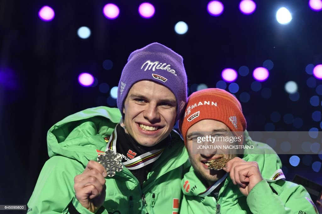 SKI-NORDIC-WORLD-MEN : News Photo