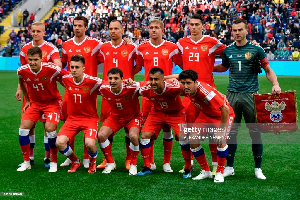 FBL-FRIENDLY-RUS-TUR : News Photo