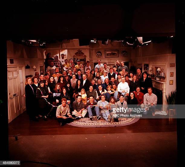 WORLD 2nd Season Cast Crew Gallery Shoot Date July 7 1994 SECOND