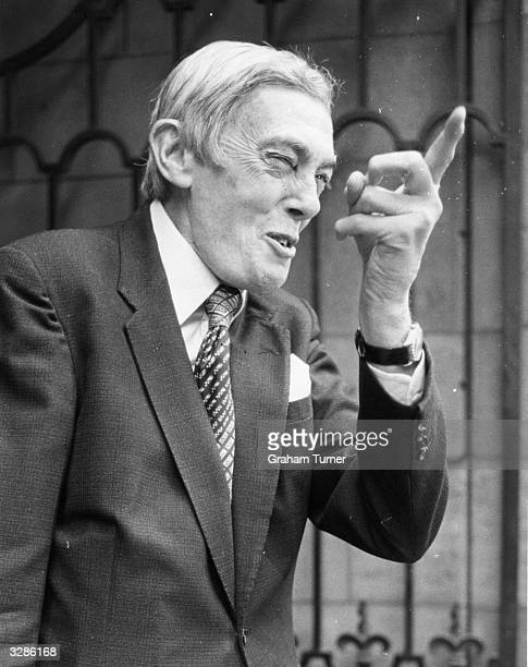 Lord Scarman who headed the inquiry into the Brixton riots