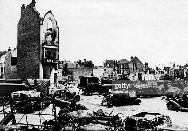 2wwcampaign in the west 1005 Dunkirk after the evacuation of british/french troops about