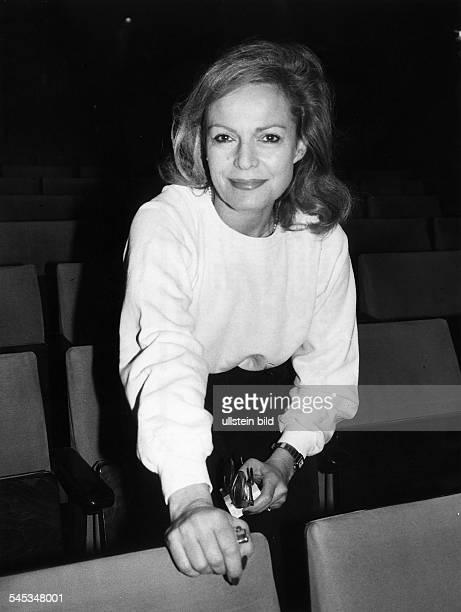 Schauspielerin BRD 1983