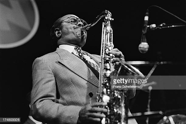 30th: American jazz musician Benny Golson performs live on stage at Tuchinsky in Amsterdam, Netherlands on 30th January 1989.