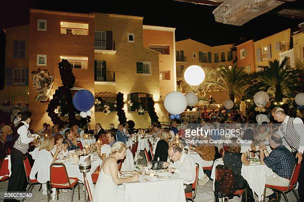 30th Anniversary of the Byblos Palace Hotel in SaintTropez