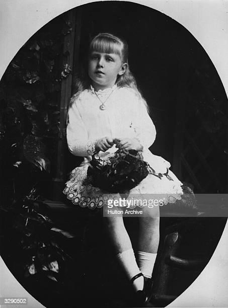 Princess Marie of Edinburgh who became Queen Marie of Romania .