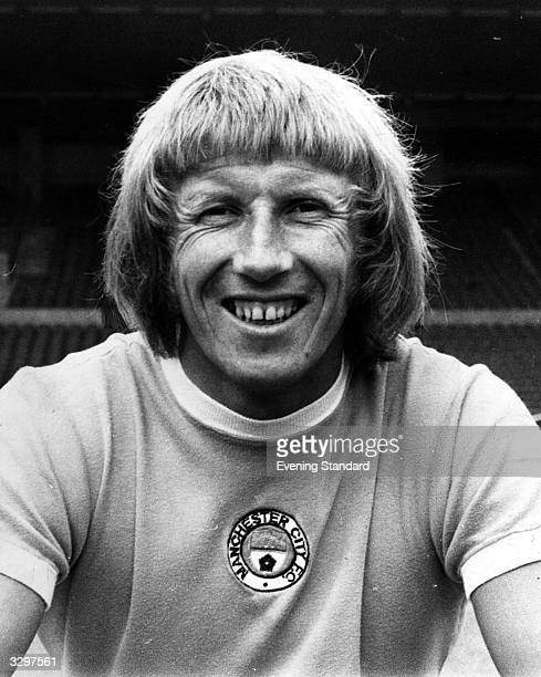 Colin Bell of Manchester City Football Club