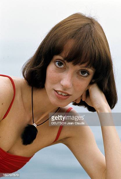 30th Cannes Film Festival 1977: Shelley Duvall. Le 30ème Festival de Cannes se déroule du 13 au 27 mai 1997 : plan de face souriant de Shelley DUVALL.