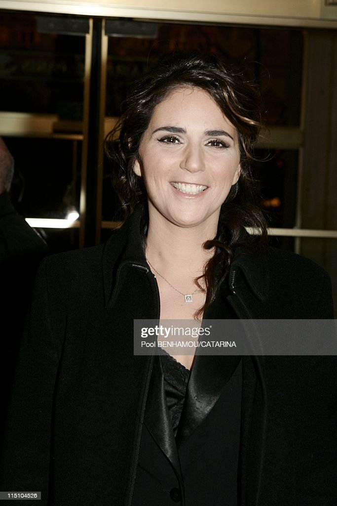 30Th Cesar Awards Ceremony At The Theatre Du Chatelet In Paris, France On February 26, 2005. : News Photo