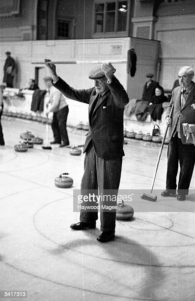 Origins of curling